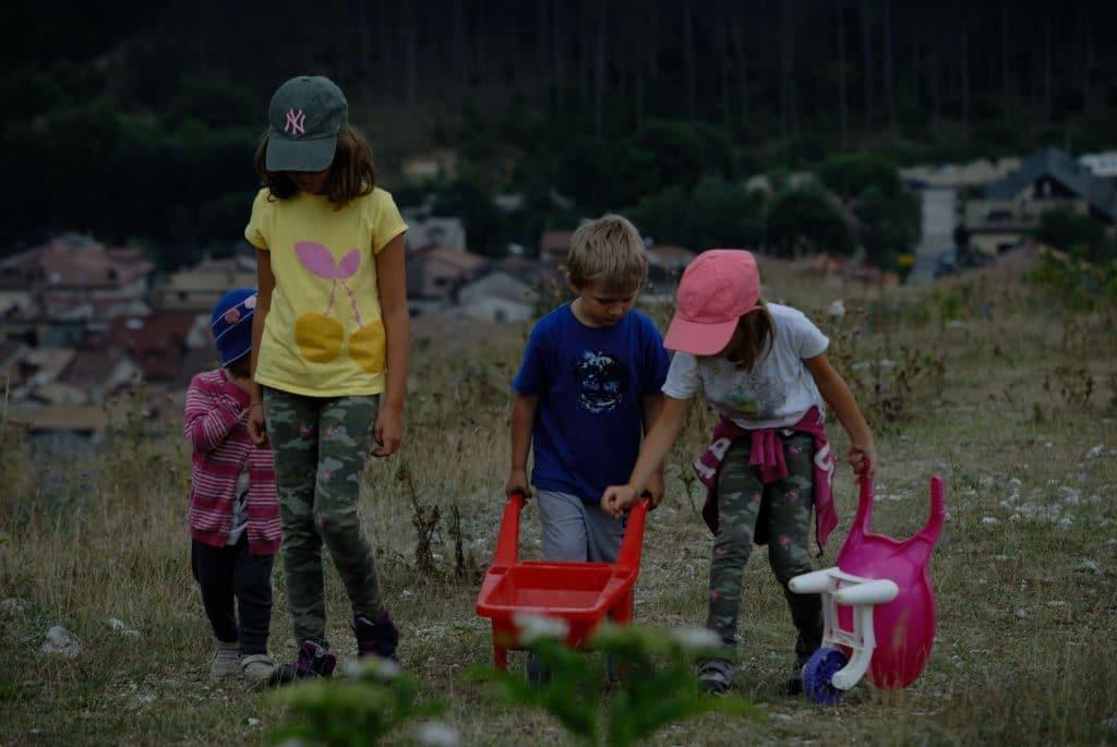 Escursioni per Bambini in Estate a Pescasseroli